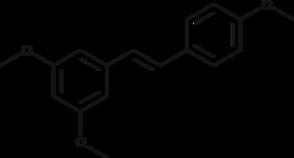 <em>trans</em>-<wbr/>trismethoxy Resveratrol