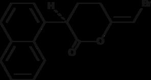 (R)-<wbr/>Bromoenol lactone